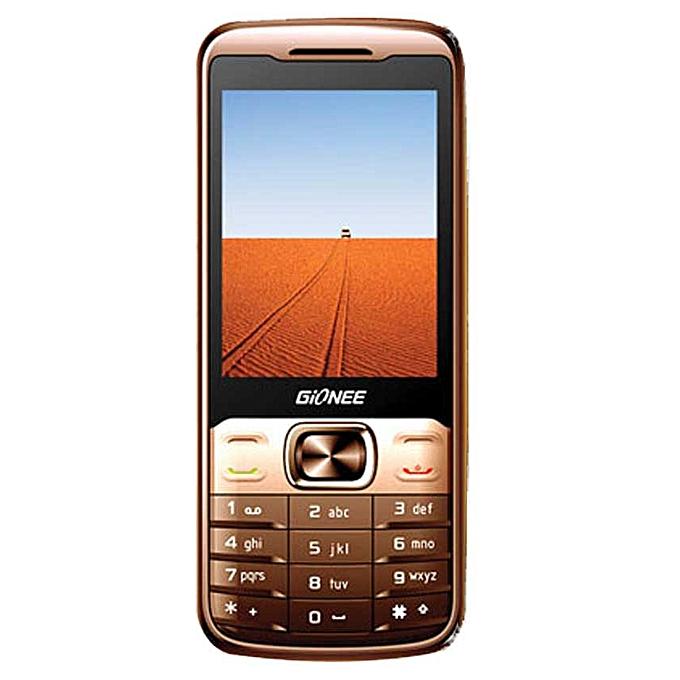 L800 2 6-Inch (8MB, 16MB ROM) 1 3MP Phone - Champagne Gold