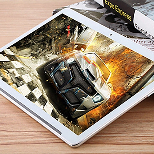 10.1 Inch For Android 7.0 Tablet PC Large Memory WIFI OctaCore Metal Tabletsrose Gold
