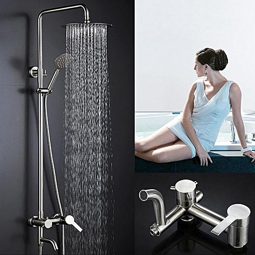 Bathroom SUS304 Stainless Steel Shower Set Shower Faucet