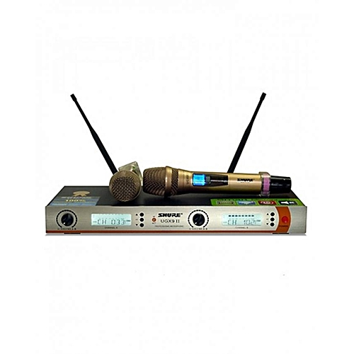 UHF Wireless Digital Microphone System - UGX9-II