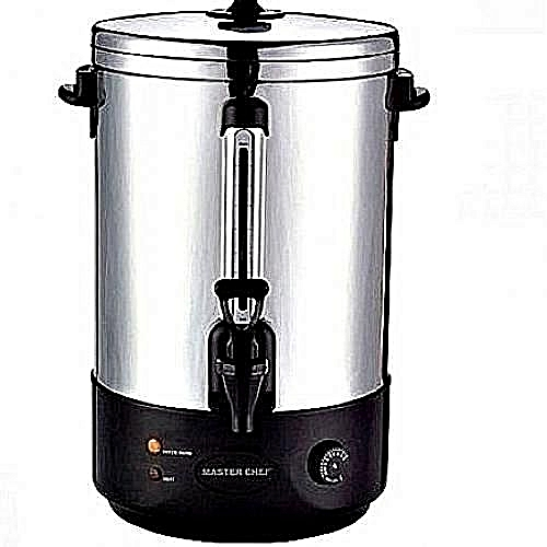 Electric Kettle/Tea Urn With Stainless Steel Mug-55L