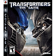 Transformers The Game - Playstation 3 for sale  Nigeria