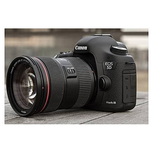 Canon Camera 5D Mark Iii + 24 - 105 Lens