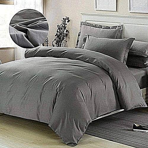 Bedsheet And Duvet & Four Pillow Cases