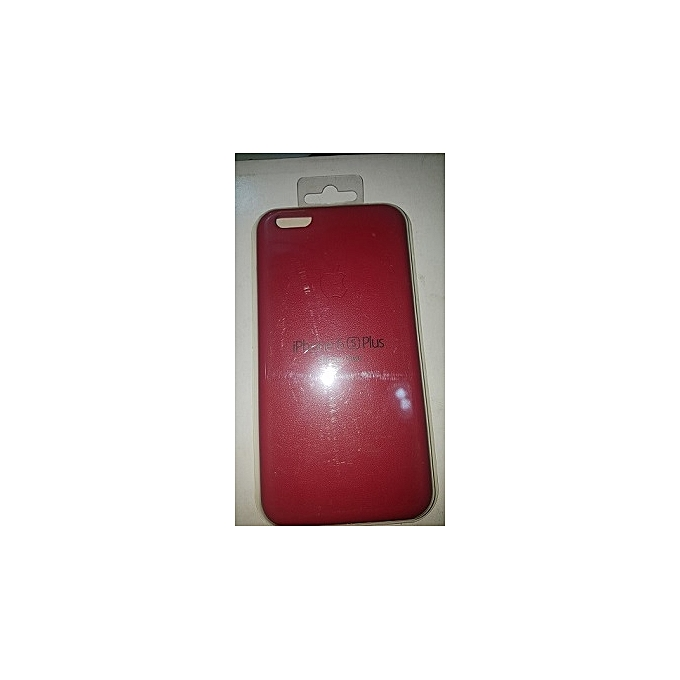 buy online 04003 6ddb7 Iphone 6 Plus Back Case Red, Apple Security Standard Case Stain Scratch  Resistance