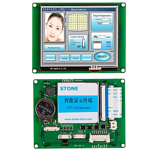 3.5 Inch TFT LCD Monitor For Industry Automatic System