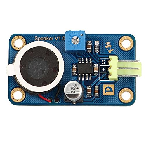 10pcs/lot Speaker Module Sound Output Module Microphone Voice Sensor For Arduino L12
