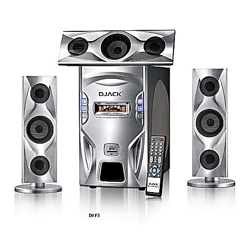 Djack DJF3L 3.1 Power Bluetooth Home Theater