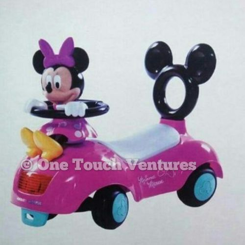 minnie mouse car seat manual