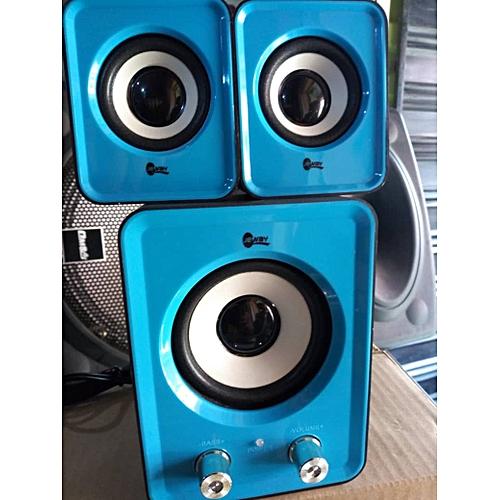 JS3356 Speakers - Blue