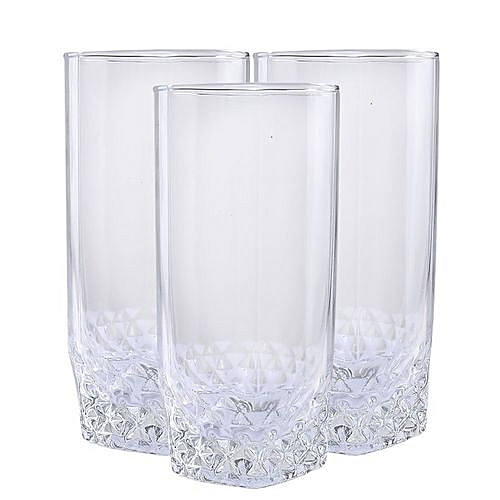Set Of 6 Glass Cups