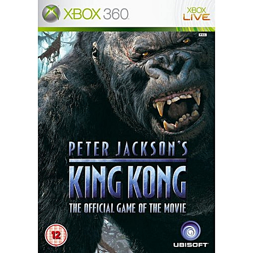 Peter Jackson's King Kong: The Official Game Of The Movie - Xbox 360