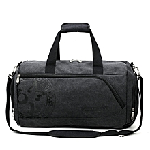 Premium Quality Medium Size 44 23 27CM Canvas Sport Bag Training Gym Bag 6cd8841a0d