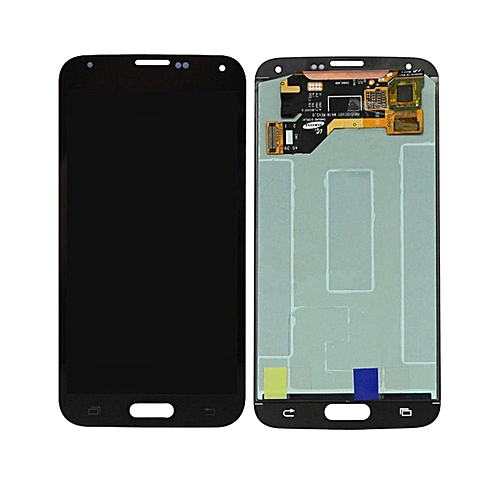 For Samsung Galaxy S5 LCD Display Touch Screen Digitizer Full Housing Case Frame Black