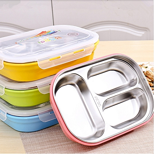 Shopping King Quality Stainless Steel Lunch Box