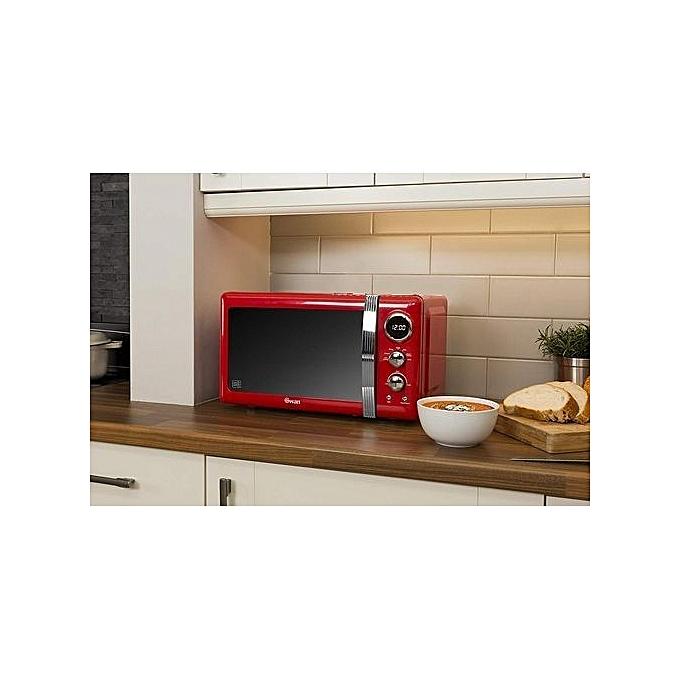 Swan Fabulous Digital Microwave Oven - 20L