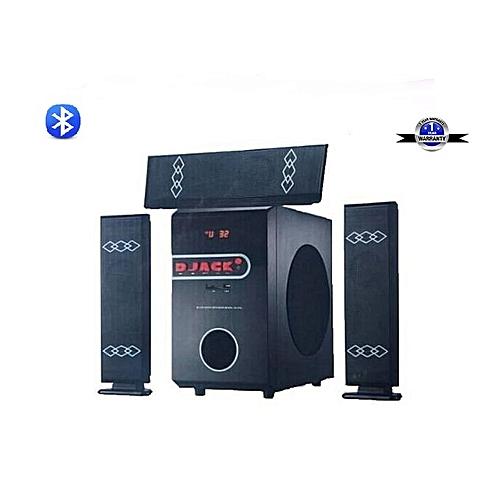 3.1 Heavy Duty Bluetooth Sub Woofer System - DJ-D3L