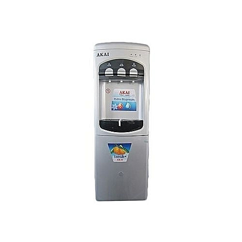 3 TAP WATER DISPENSER WITH FRIDGE