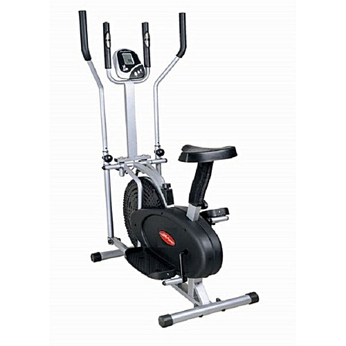 American Fitness 4 Handle Elliptical Orbitrack Bike