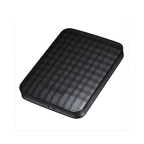 1TB External Hard Drive Usb 3.0 Black