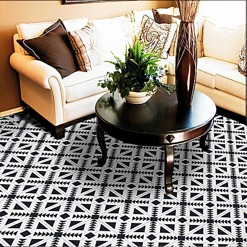 5M Adhesive Tile Art 3D Geometric Wall Sticker Decal Decor Removable Room Home #03
