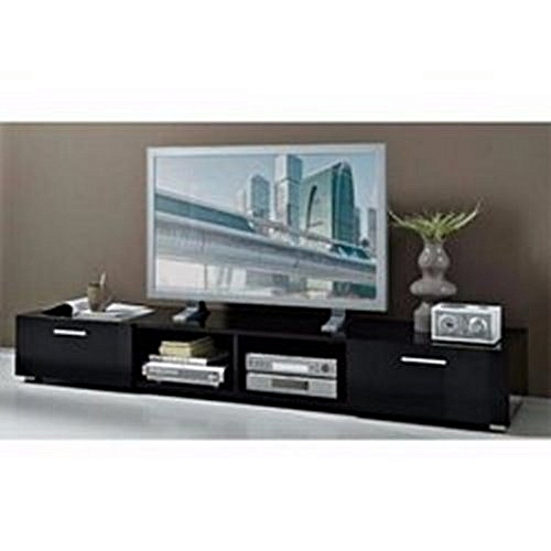 Mario TV Stand - 6 Feet - Walnut (Delivery Within Lagos Only)