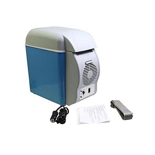 Portable Electronic Cooling & Warming Refrigerator