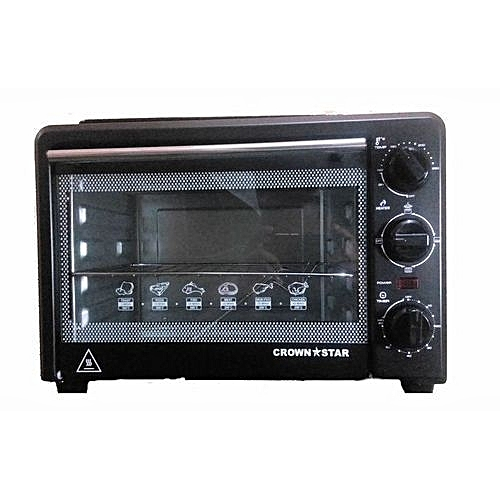 Toaster Oven + Baking + Toasting + Grilling - 19 Litres