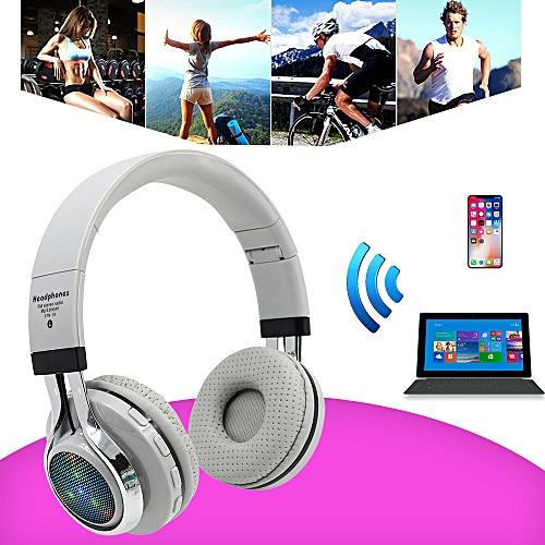 Wireless Headphones Bluetooth 4.1 Headset Noise Cancelling Earphone And Radio