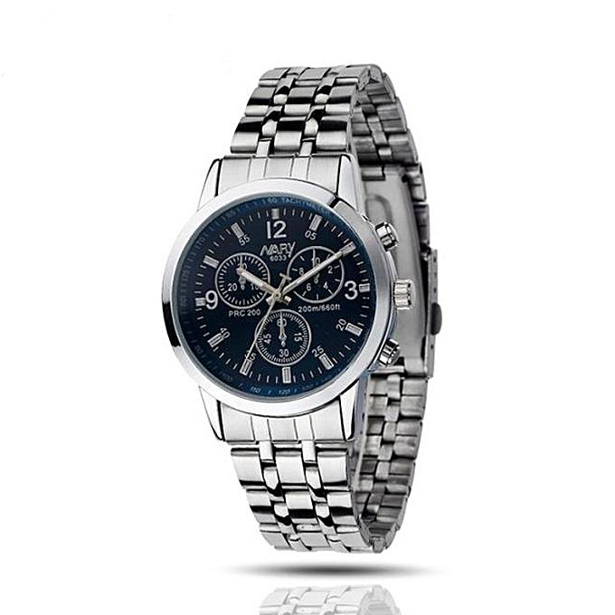 Generic Luxury Waterproof Stainless Steel Quartz Women Wrist Watch Jewelry