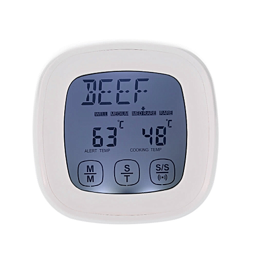 -10-250°C/14-482°F Kitchen Food BBQ Temperature Gauge