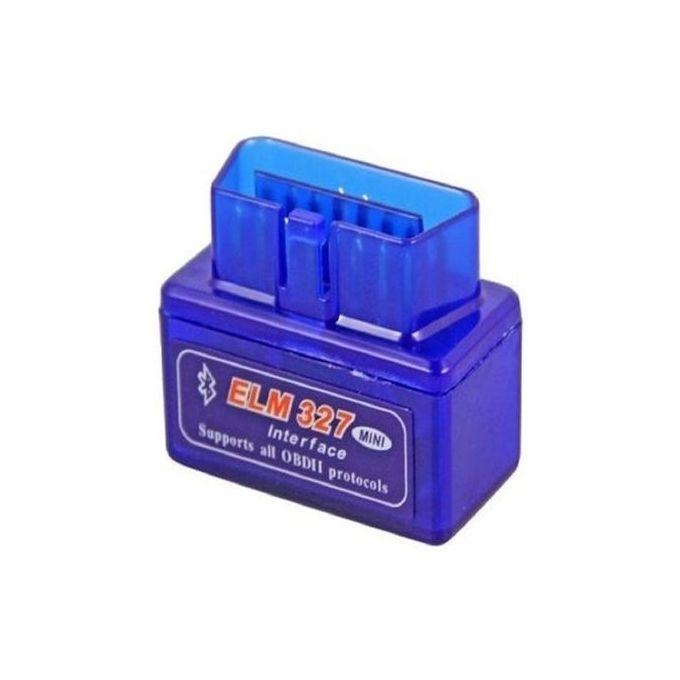 Elm Mini Obd2 Bluetooth Car Auto Diagnostic Scanner Buy