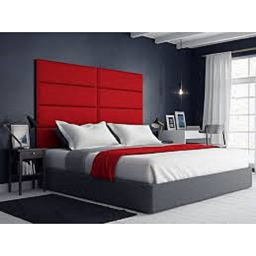 Teddy Bed Frame In All Sizes (mattress, Dressing Mirror Set & Foot Rest Available On Request), DELIVERY IN LAGOS.