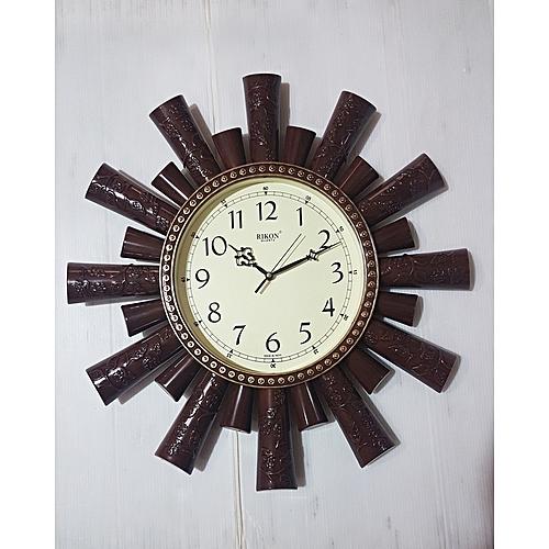 Eclectic Design Rikon Premium Clock