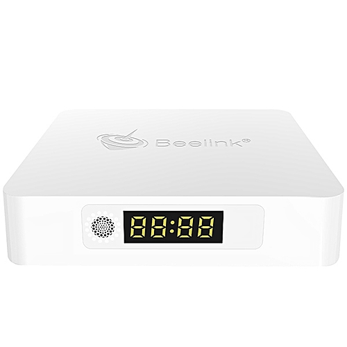 Beelink A1 RK3328 TV Box Android 7.1 LAN 1000M Bluetooth 4.0 2.4G + 5.8G Wi-Fi USB 3.0