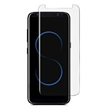 For Samsung Galaxy S8 Plus Screen Protector 9H Curved Full Temper Glass Film CL-Clear