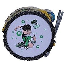 0092915fd81 Drum And Drumsticks For Kids Medium - Green