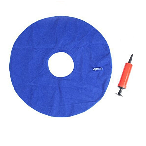 Shinewerop Inflatable Ring Cushion Donut Pillow Vinyl Round Rubber Seat Medical Hemorrhoid
