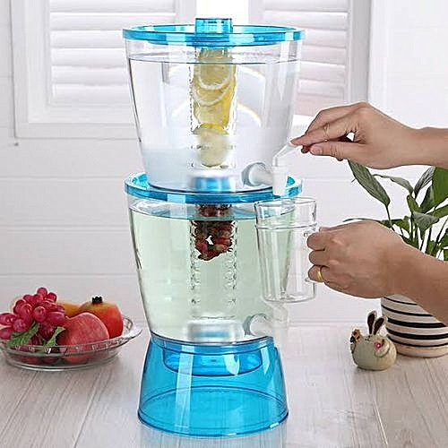 Double Layer Water & Juice Dispenser