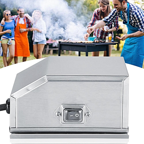 BBQ Barbecue Grill Electric Replacement Rotisserie Motor Accessory