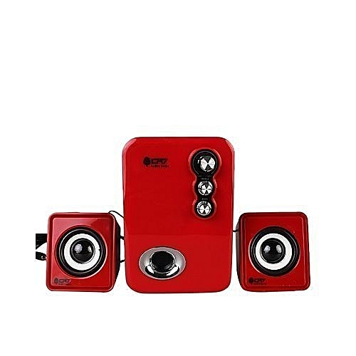 MULTIMEDIA ACTIVE SPEAKER WITH SUB WOOFERS-TS2100
