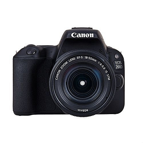 Canon EOS 200D SLR Camera