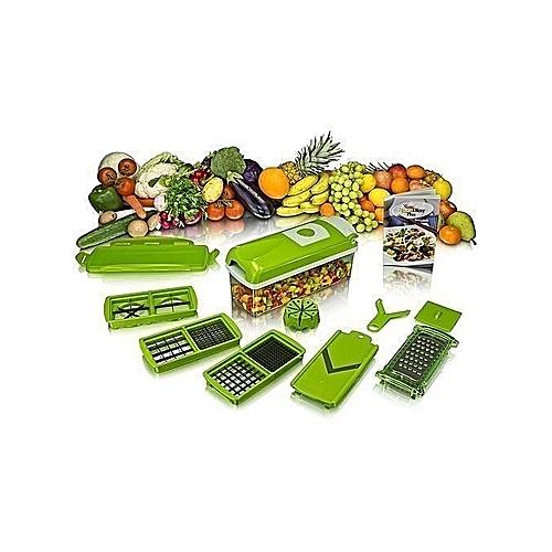 Multi Chopper Vegetable Cutter & Fruit Slicer Peeler