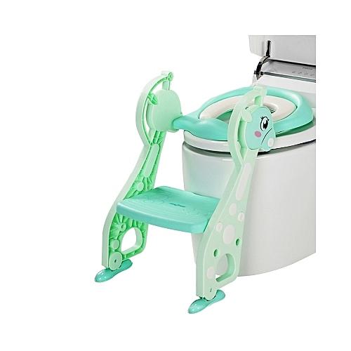 Folding Baby Potty Training Toilet Chair