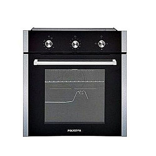 Built In Cabinet Oven With Electric & Gas Oven Function 60 X 60cm