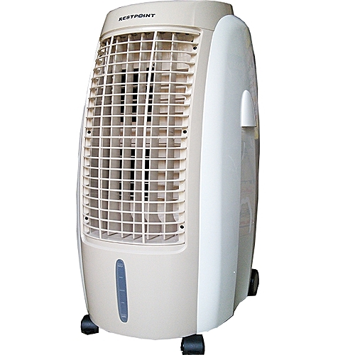 Air Cooler - EL-16A (White And Apricot)