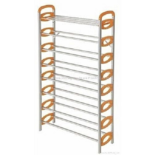8-Layer Portable Shoe Rack