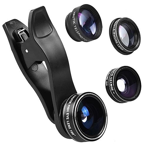 Phone Camera Lens Fisheye Lens Macro Lens Wide Angle Lens