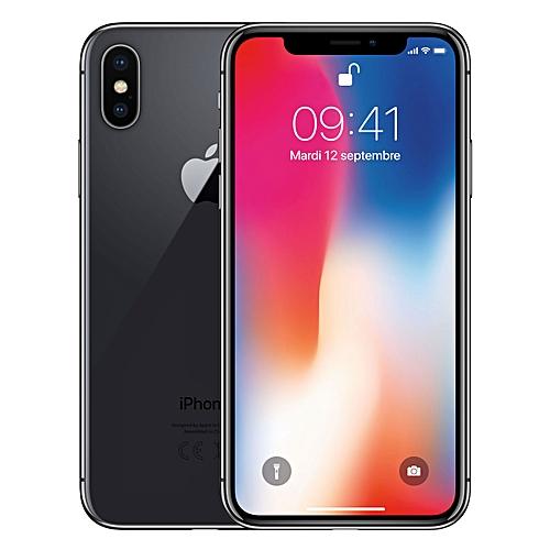 newest 44faa d19a1 IPhone X 5.8-Inches Super AMOLED (3GB RAM, 64GB ROM) IOS 11.1.1, (12MP +  12MP) + 7MP 4G LTE Smartphone - Space Grey