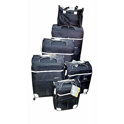 Fashion 5-In-1 Trolley Luggage